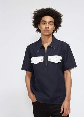 Calvin Klein Twill Uniform Shirt