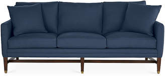 Michael Thomas Collection Arden Sofa - Indigo Linen