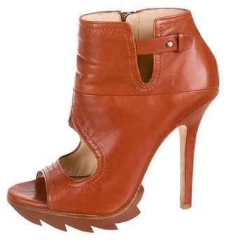 Camilla Skovgaard Platform Ankle Boots