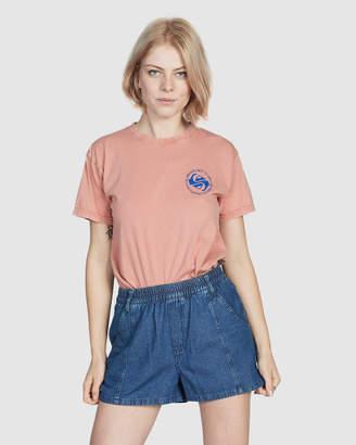 Quiksilver Womens Elasticated Shorts