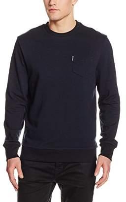 Ben Sherman Men's Tonic Pique Sweat Sweatshirt,Large
