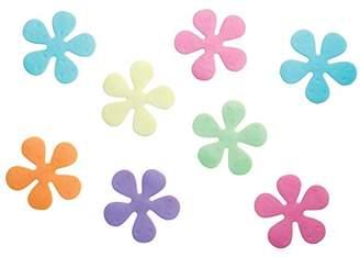 InterDesign Floral Non-Slip Safety Treads for Shower/ Bathtub