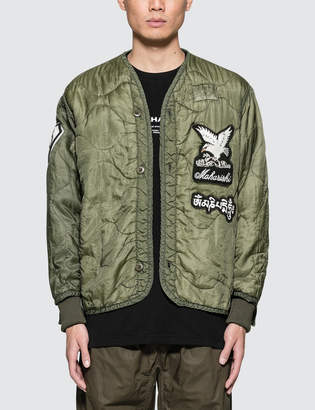MHI Upcycled Maha Eagle Liner Jacket