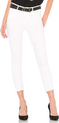 A Gold E AGOLDE Sophie Crop High Rise Skinny Jean.