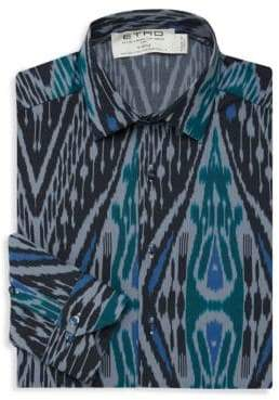 Etro Merlino Printed Shirt