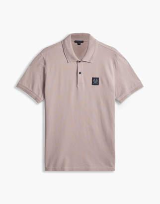 Belstaff Stannett Polo Shirt Pink