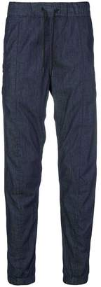 G Star G-Star denim tapered trousers