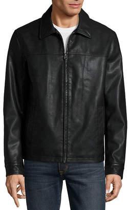 Dockers Men's Faux Leather Jacket
