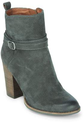 Lucky Brand Women's Latonya Suede Ankle Boots