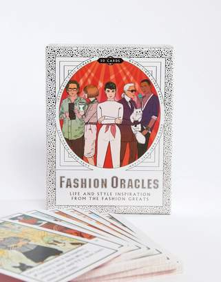 Books Fashion Oracles life & style inspiration gift set & book