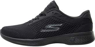 Skechers Womens GOwalk 4 Exceed Trainers Black