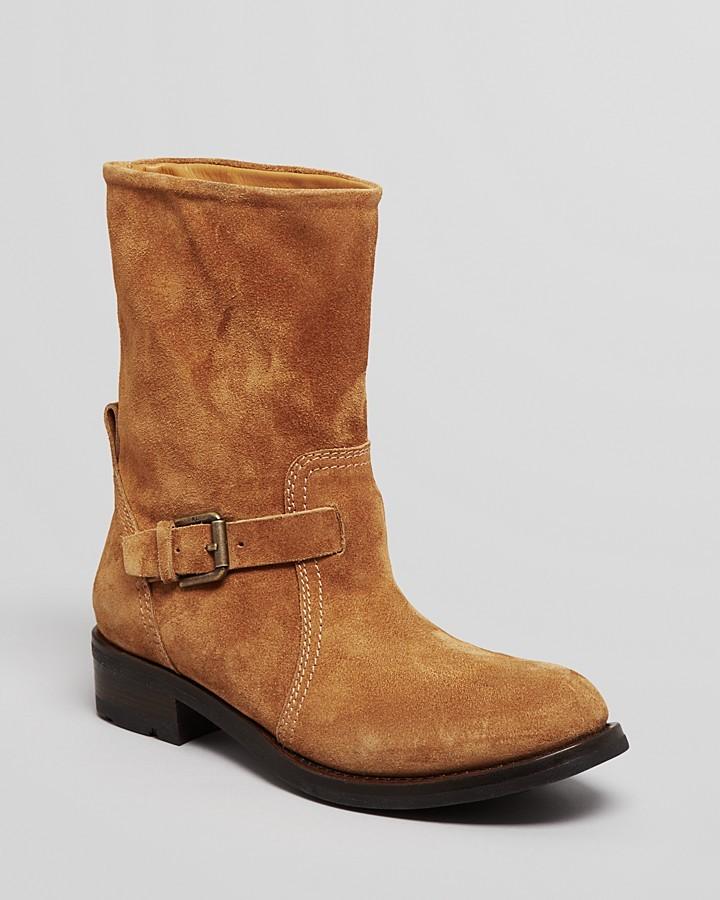 Ralph Lauren Flat Boots - Malida Buckle