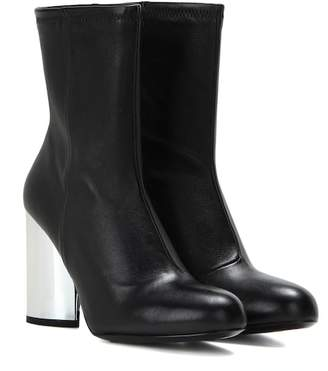 Opening Ceremony Zloty leather ankle boots