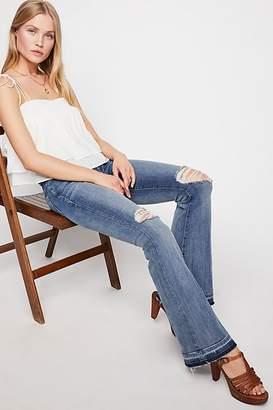 Etienne Marcel Let Out Hem Jeans