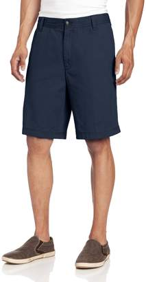 Izod Men's Basic Saltwater Flat Front Short