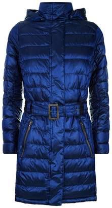 Barbour Long Braemar Quilted Coat