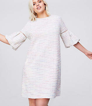 LOFT Plus Spring Fling Dress