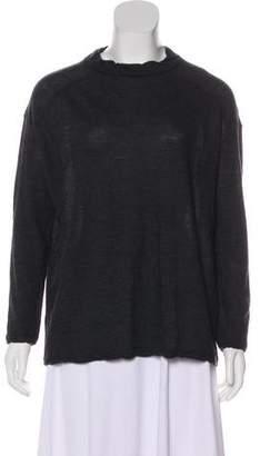 Humanoid Virgin Wool Long Sleeve Top