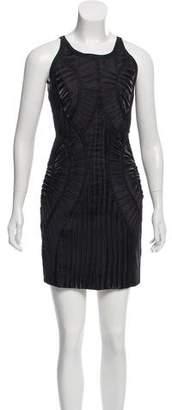 Iris Van Herpen Pleated Sleeveless Dress w/ Tags