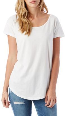 Alternative Apparel Origin Modal T-Shirt $38 thestylecure.com