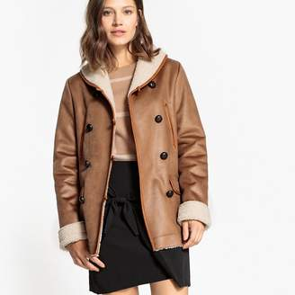 La Redoute COLLECTIONS Faux Shearling Coat