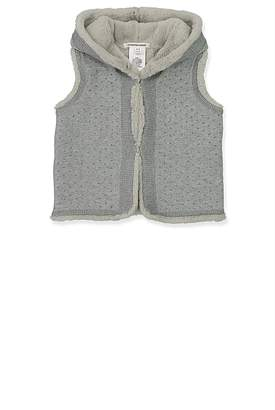 Country Road Reversible Knit Vest
