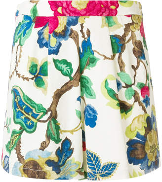 Semi-Couture Semicouture floral-print shorts