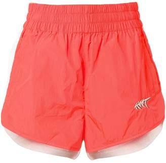 Alexander Wang elasticated waistband shorts