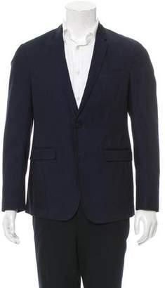 Burberry Woven Two-Button Blazer w/ Tags