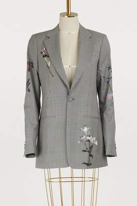 Each X Other Floral print blazer