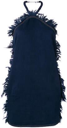 Pinko Gardenia halter dress
