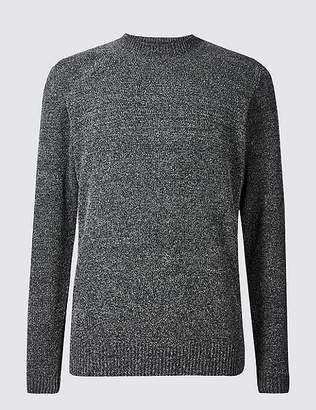 Marks and Spencer Chenille Textured Jumper