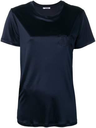 Max Mara crew neck t-shirt