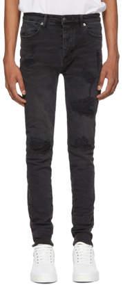 Ksubi Black Van Winkle Eclipse Jeans