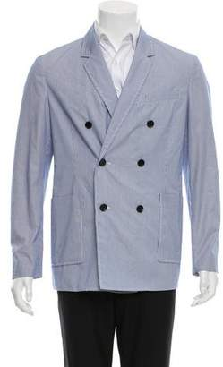 3.1 Phillip Lim Woven Double-Breasted Blazer w/ Tags