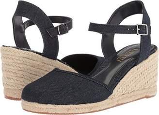 Lauren Ralph Lauren Women's Hayleigh II Espadrille Wedge Sandal