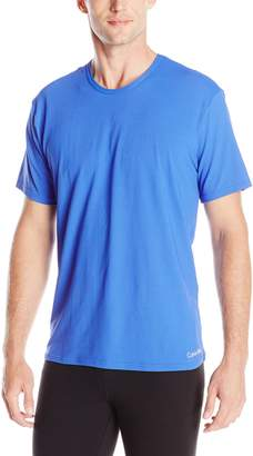 Calvin Klein Men's Air FX Micro Crew Neck T-Shirt