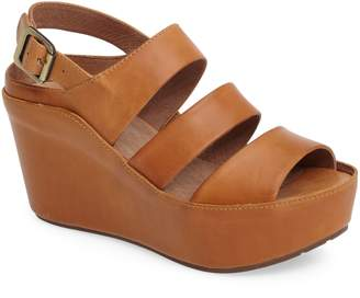 Chocolat Blu Windsor Platform Wedge Sandal