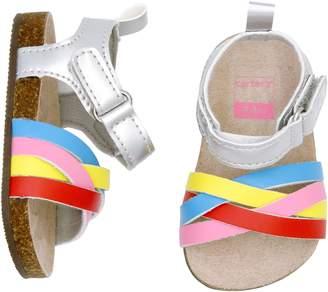 Carter's Baby Girl Rainbow Sandals