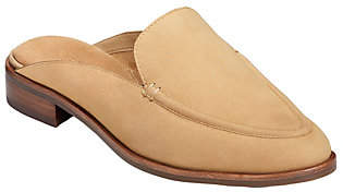 Aerosoles Leather Mules - East Wing