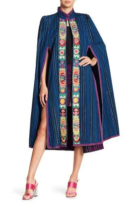 Anna Sui Gathering Of Tribes Cape