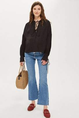 Topshop **Maternity Over The Bump Dree Jeans