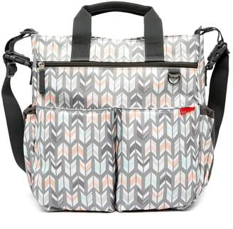 Skip Hop Duo Signature Pastel Arrows Diaper Bag