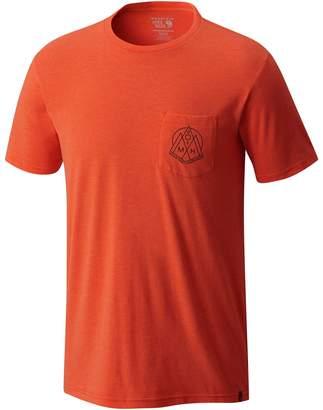 Mountain Hardwear 3 Peaks Short-Sleeve Pocket T-Shirt - Men's