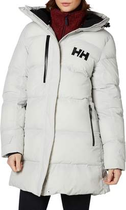 Helly Hansen Adore Insulated Water Repellent Puffy Parka