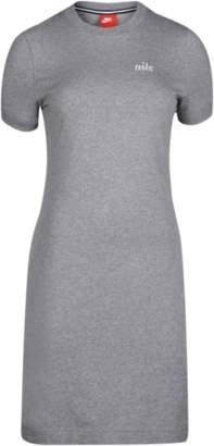Nike Short Sleeved Ringer Dress - Women's