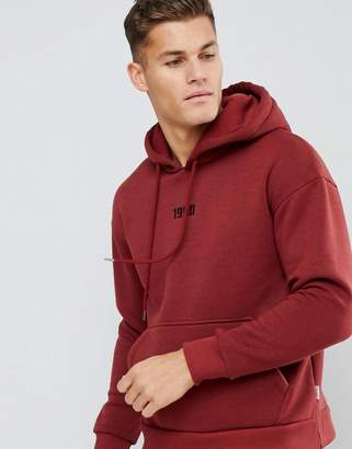 Jack and Jones Originals Drop Shoulder Hoodie