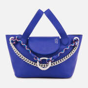 Meli-Melo Women's Linked Thela Mini Tote Bag - Majorelle Blue