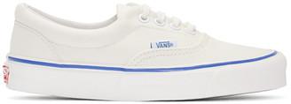 Vans Ivory OG Era LX Sneakers $60 thestylecure.com