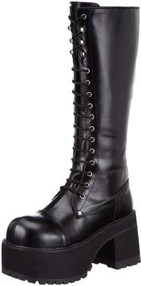 Demonia Pleaser Men's Ranger 302 Lace-Up Boot
